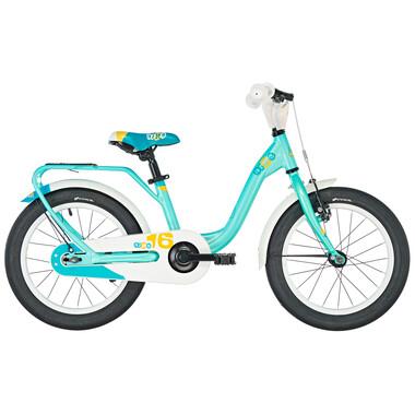 "Vélo Enfant S'COOL NIXE Alu 1V 16"" Bleu"